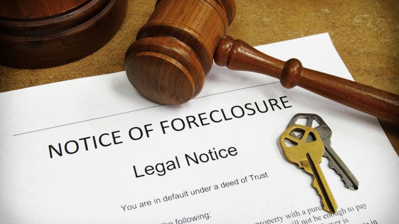 Go Into Foreclosure