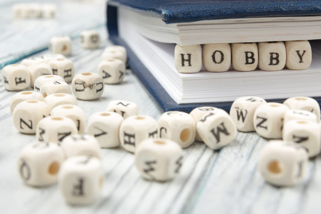 Hobby Letters Beads Book