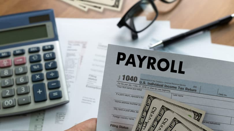 Payroll Taxes Cash Calculator