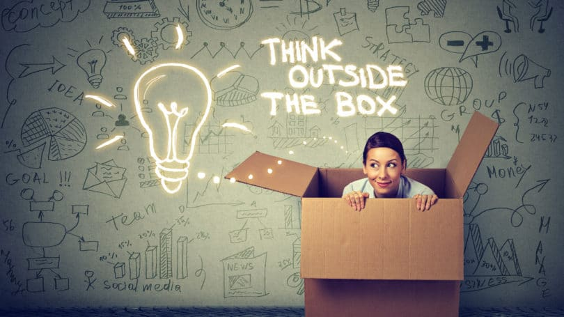 Think Outside The Box Critical Thinking Problem Solving