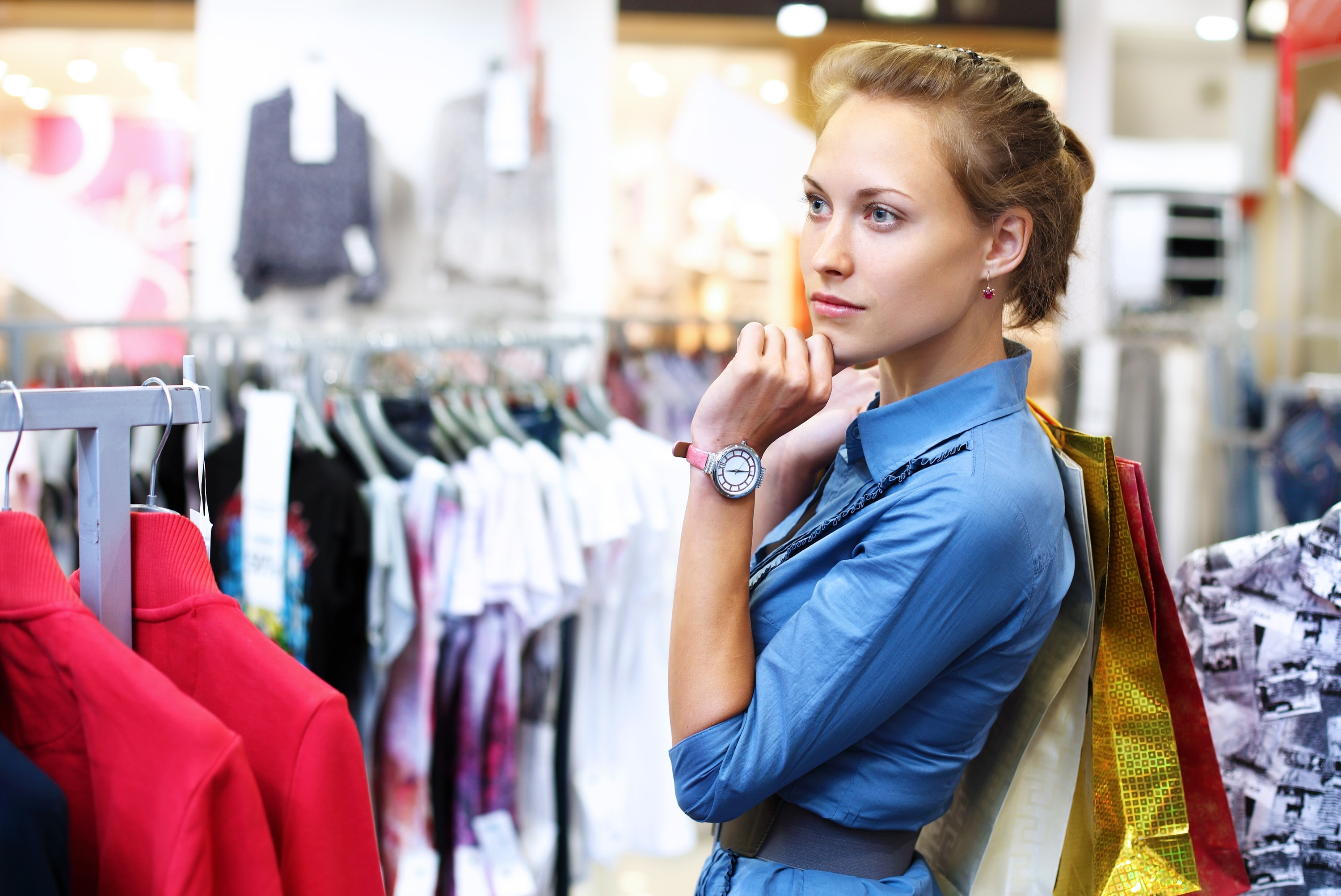 Personal Loans With Bad Credit >> 7 Bad Clothes Shopping Habits to Break Now