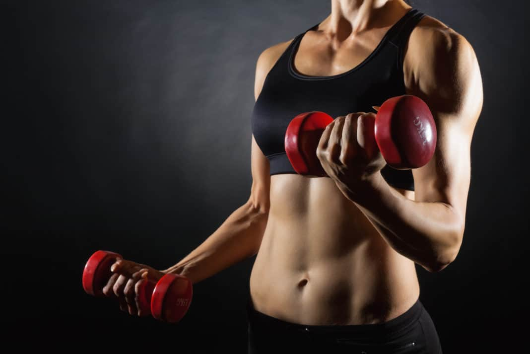 Exercises Using Dumbbells