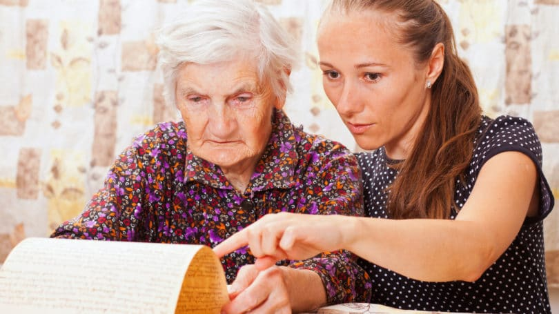 Financial Elder Abuse Signs