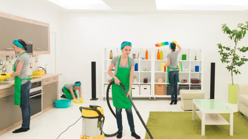 Home Cleaning Service House Keeping