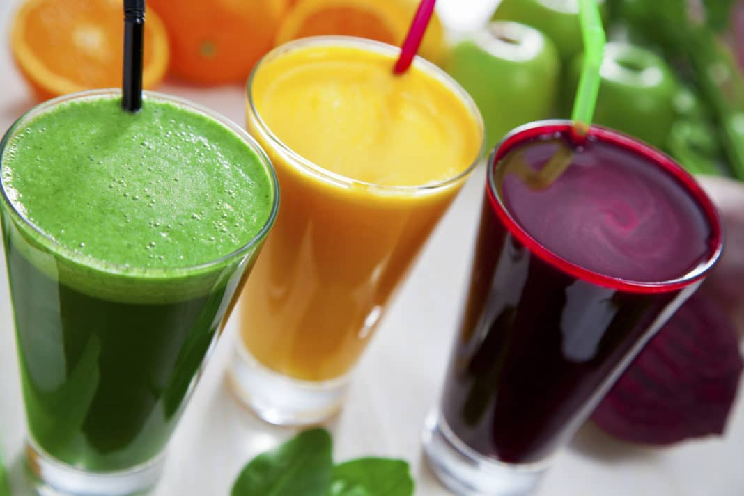 Juicing Vs Blending Smoothies