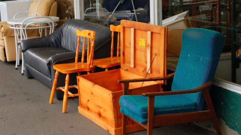 Rescued Second Hand Furniture