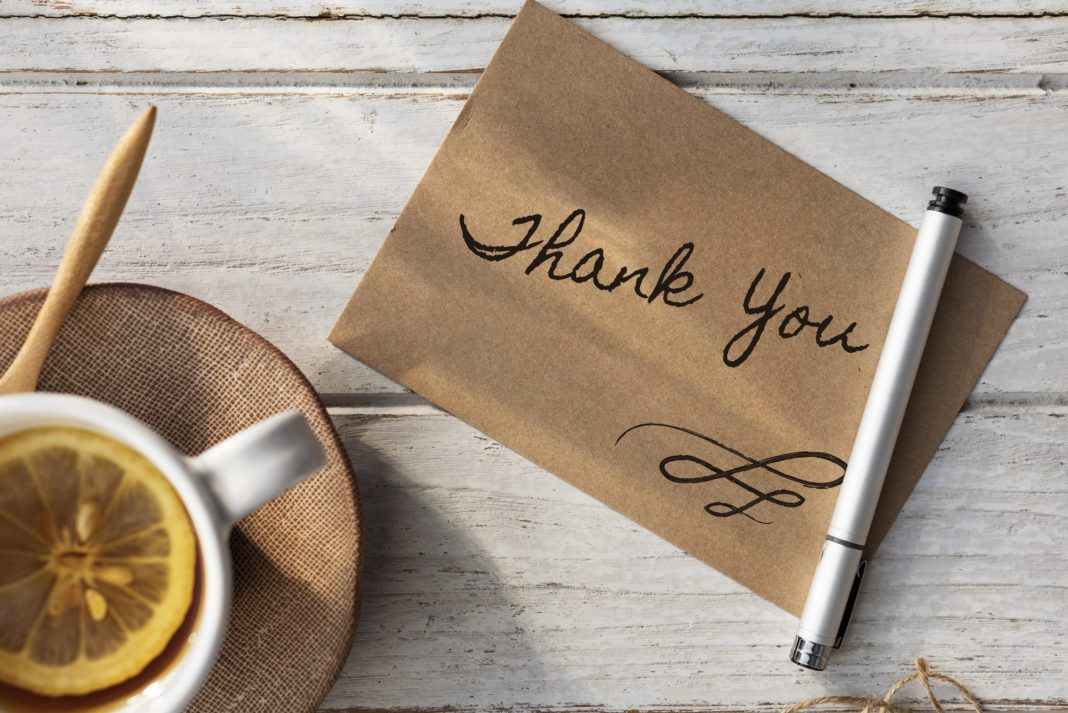 What To Write In A Thank You Card 4 Tips For Proper Etiquette