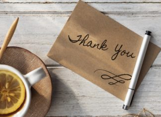 Write Thank You Card Tips Etiquette