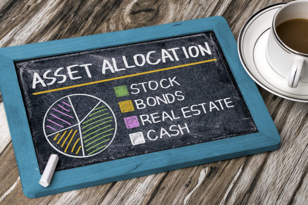 Asset Allocation Stock Bonds Real Estate Cash
