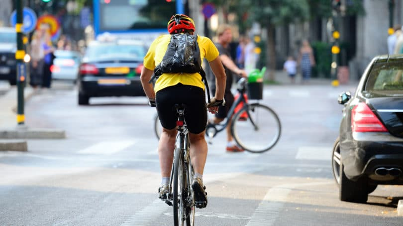 Bike Commuting Benefits Bike Commuter Safety Issue