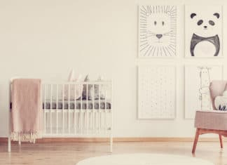 Budget Friendly Baby Room Decorations