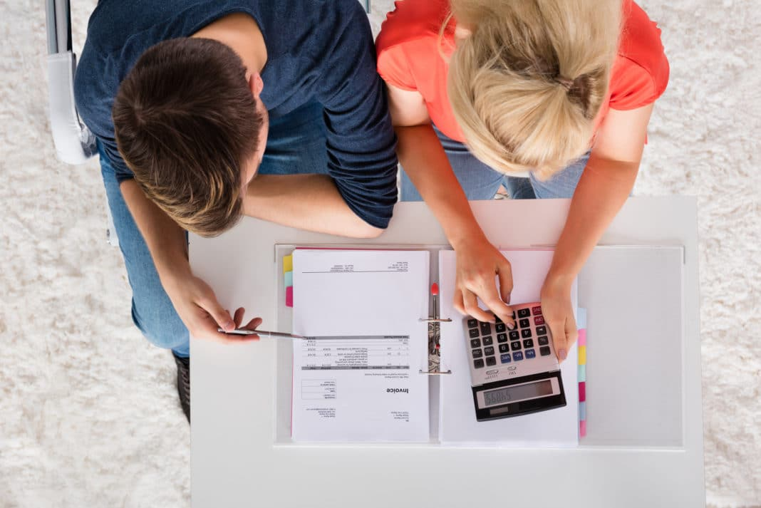 Creating Couples Unified Budget