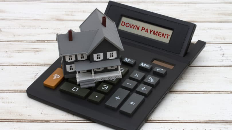 Down Payment Calculator House