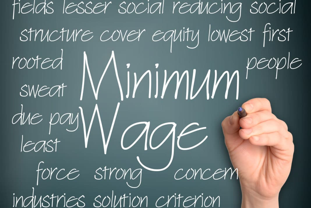 Federal Minimum Wage Increase Impact