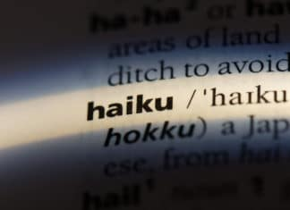 Haiku Writing Contest