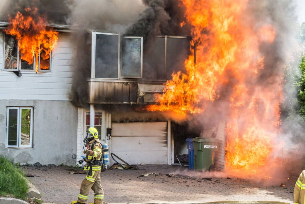 Home Fire Safety Protection Tips