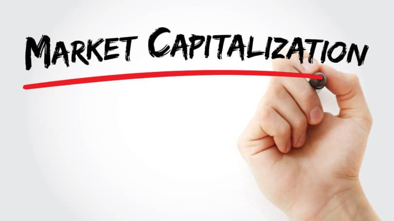 Market Capitalization Marker Writing