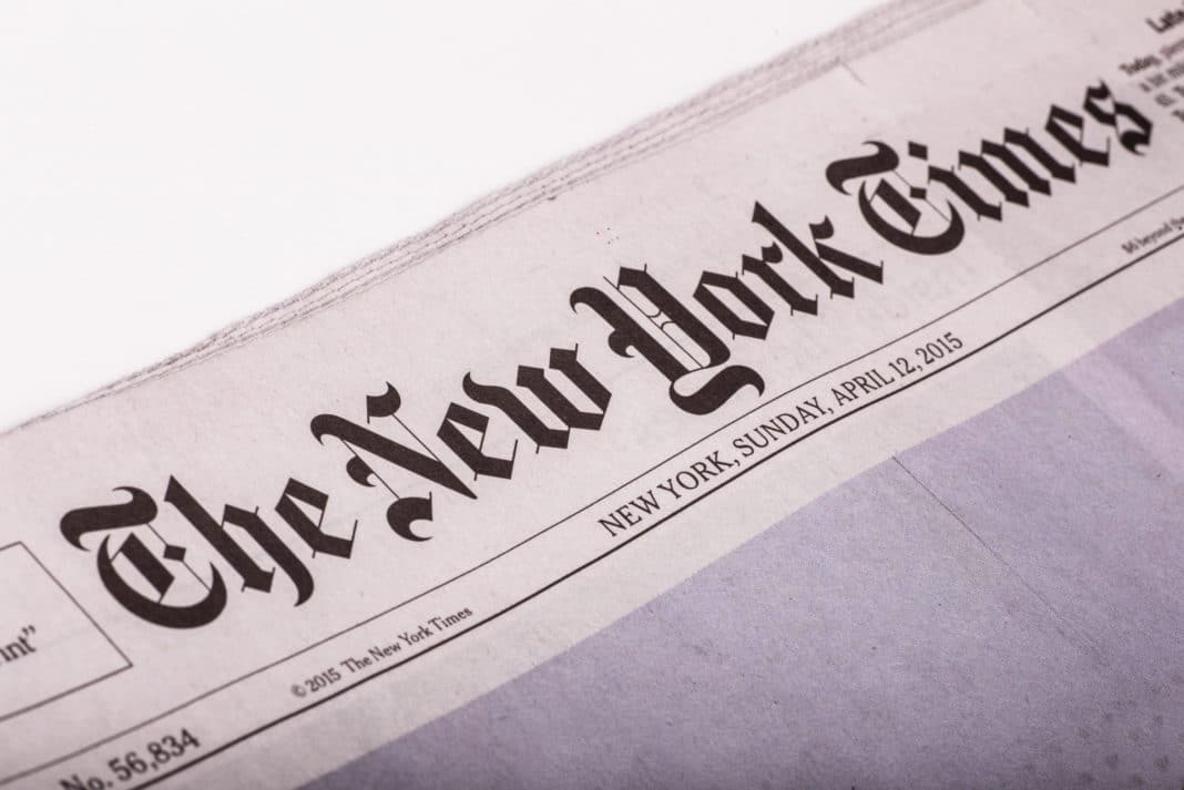 New York Times Start Charging Content