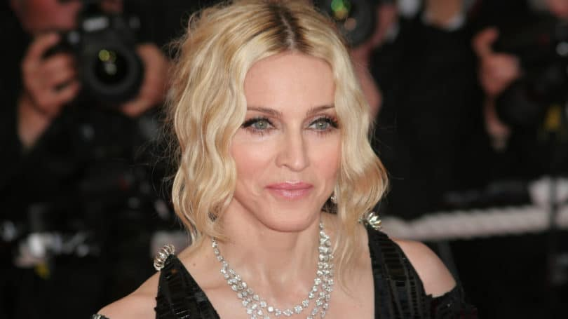 Pop Music Singer Madonna