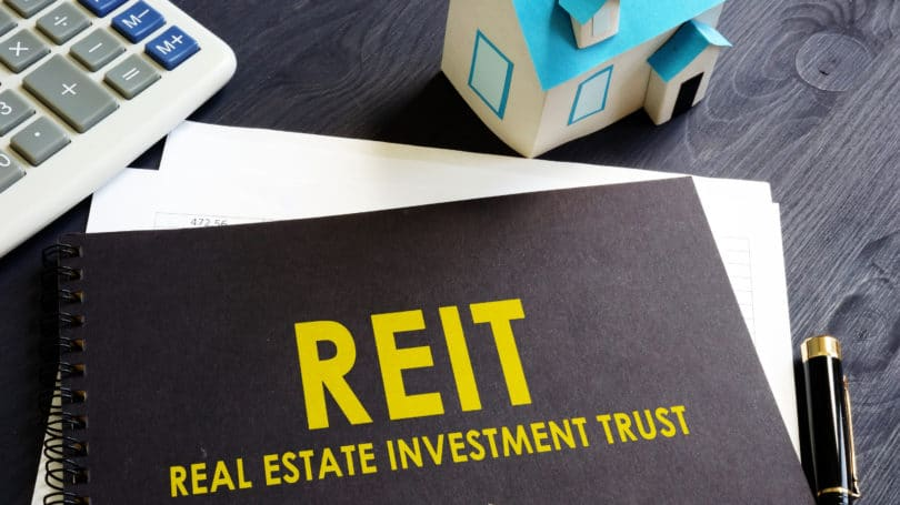 Reit Real Estate Investment Trust Book Pen House