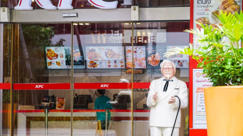 Restaurant Owner Colonel Sanders