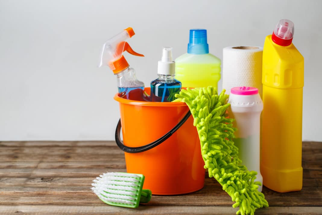 Save Money Household Cleaning Products