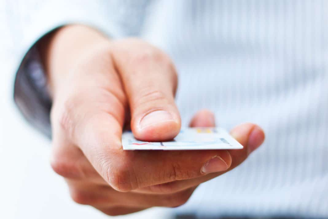 Small Business Credit Card Application Truth