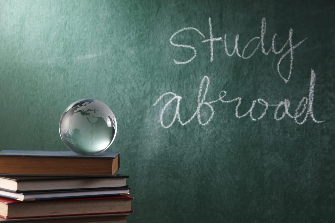 Study Abroad Scholarship Programs