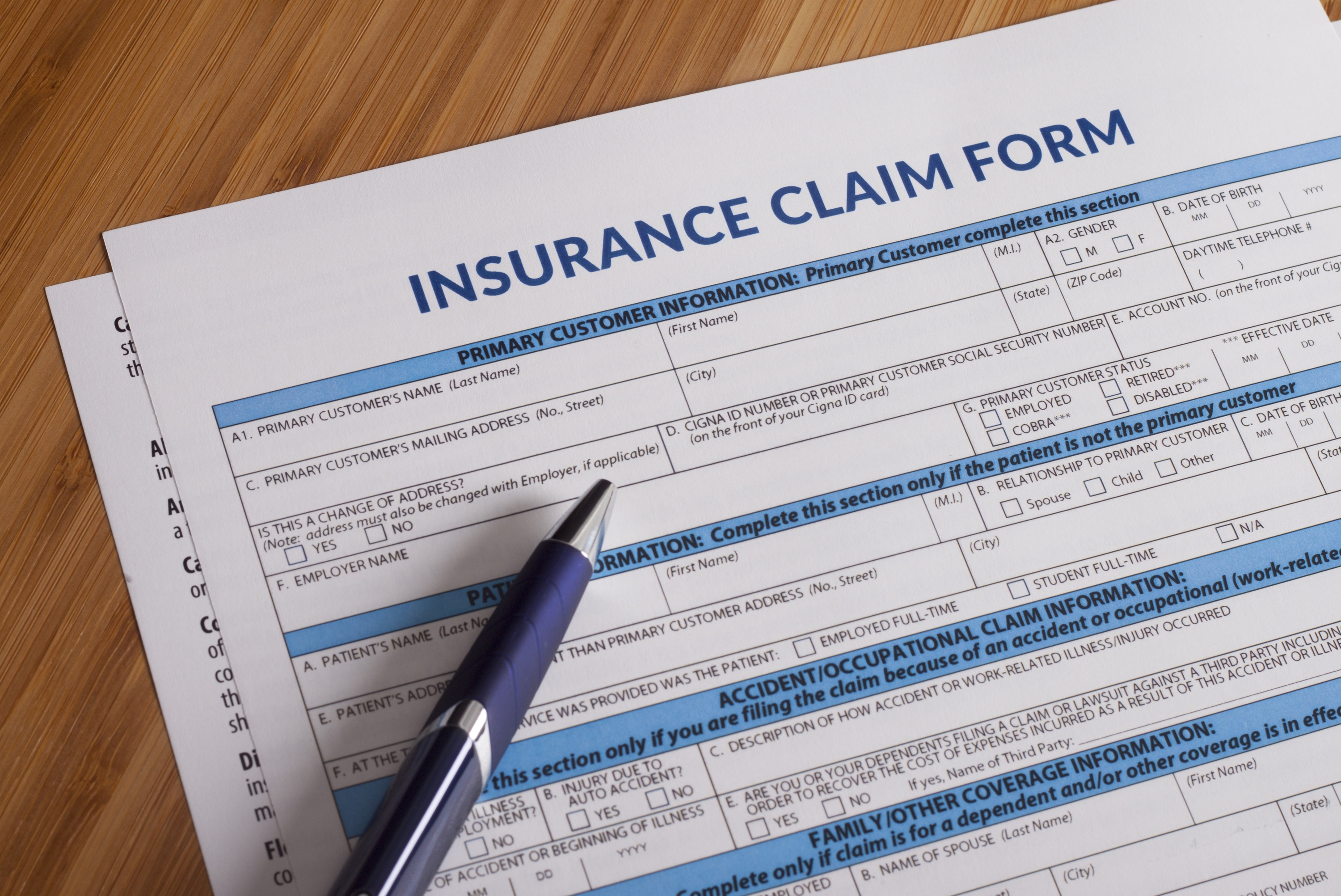 How to Get a Health Insurance Claim Paid and Appeal a Denial