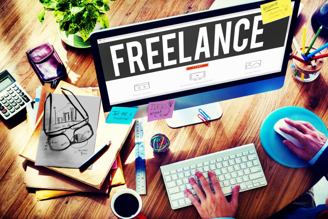 Become Freelancer Types Work