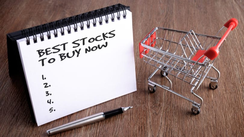 Best Stocks To Buy Now Shopping Cart List
