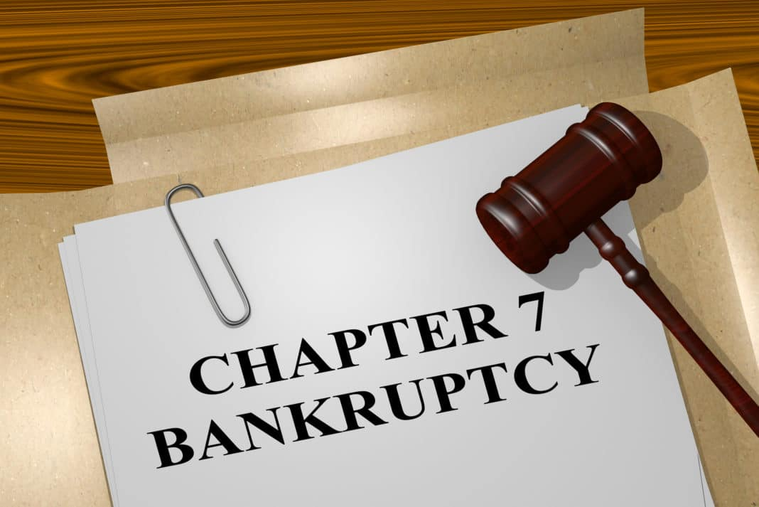 Chapter 7 Bankruptcy Filing Rules