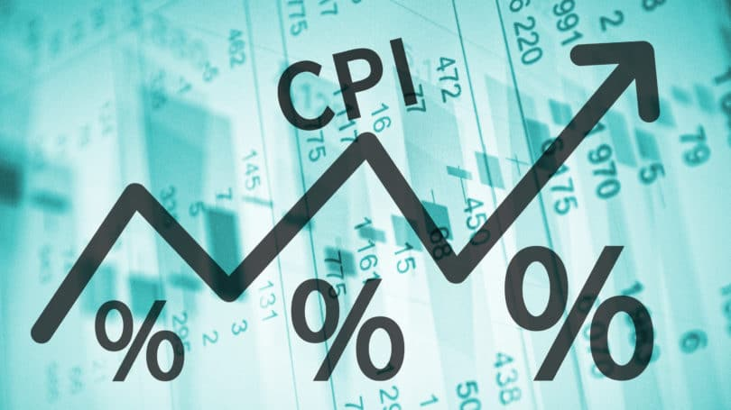 Cpi Line Graph Accounting Calculation Percentage