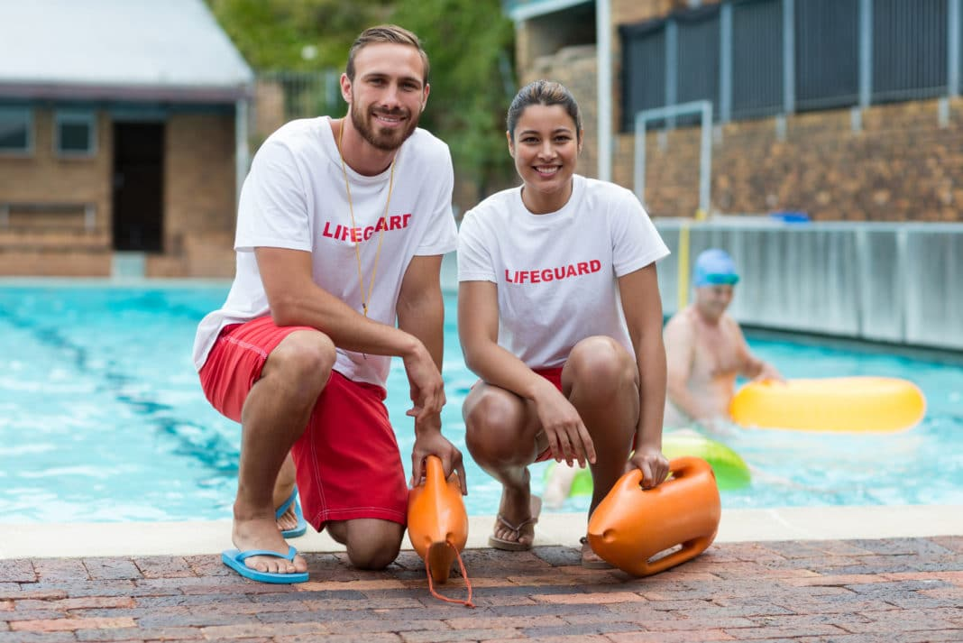 dde395064089 How to Become a Lifeguard - Training