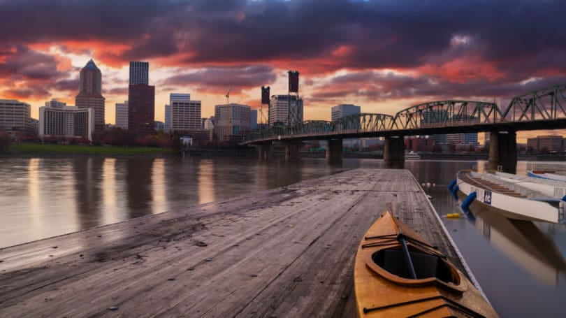 Livable City Portland Oregon