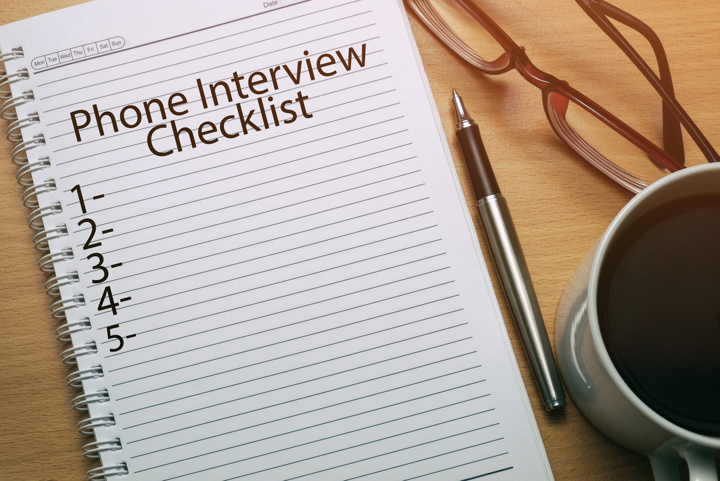 How to Prepare for Phone Interview Questions – Etiquette, Tips & Tricks