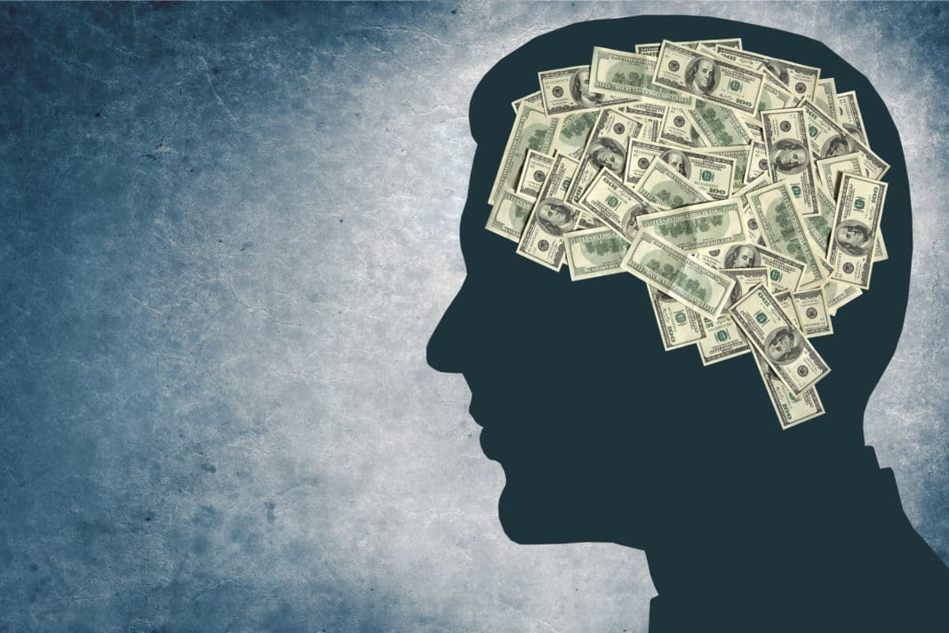 Cognitive Biases Brain Costing Money