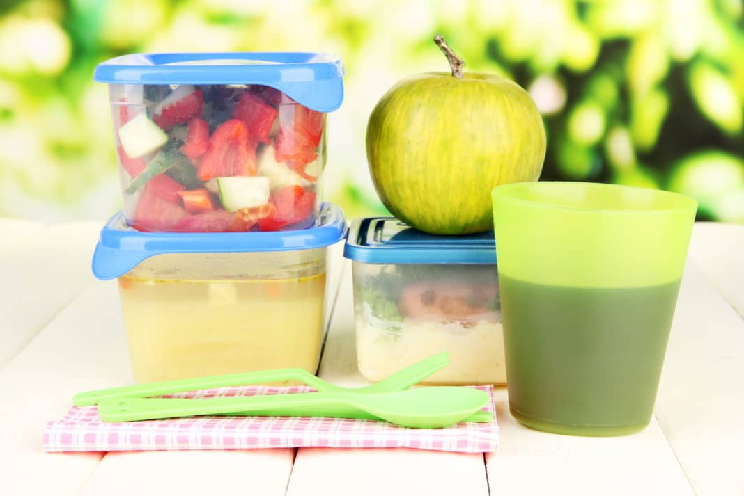 Dangers Of Plastic Food Containers Water Bottles