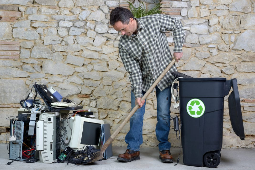 Electronic Waste E Waste Recycling Disposal Facts Statistics