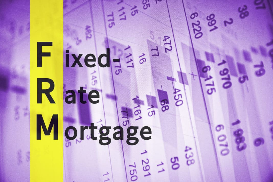 Fixed Rate Mortgage Definition