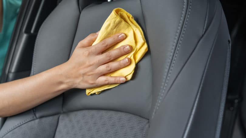Leather Cleaning Compounds