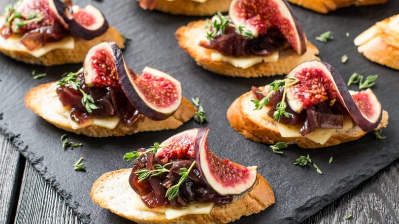 Reduce Wedding Appetizer Cost
