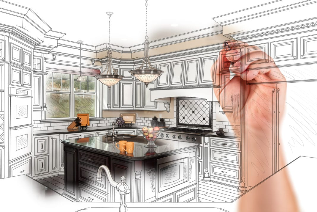 Where Your Money Goes In A Kitchen Remodel: How To Remodel Your Kitchen On A Budget
