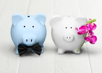Two Savings Account Getting Married