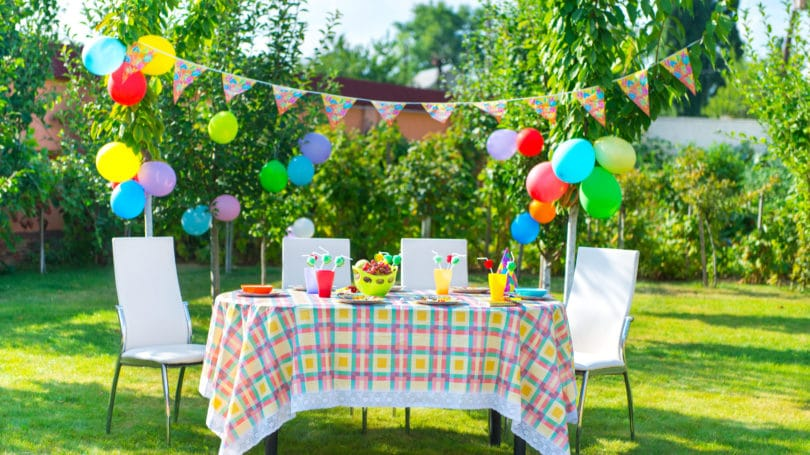 How To Plan A Kids Birthday Party On Budget