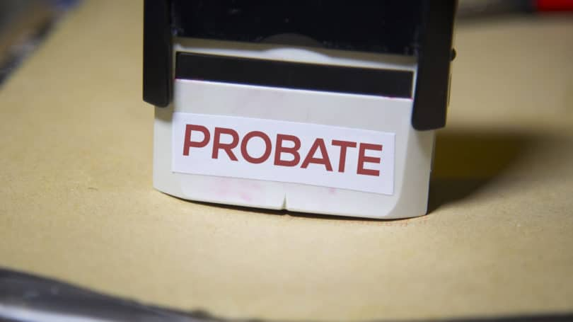 Debts Probate Process