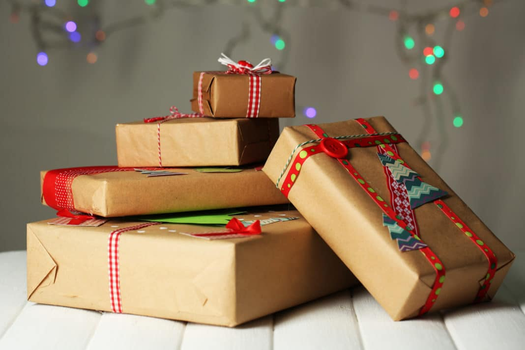 Green Eco Friendly Gift Ideas Holidays