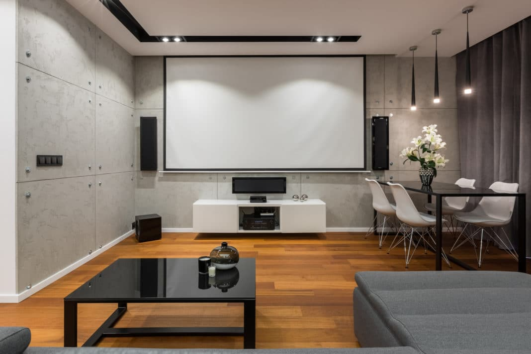 How To Build A Home Movie Theater Room On Budget