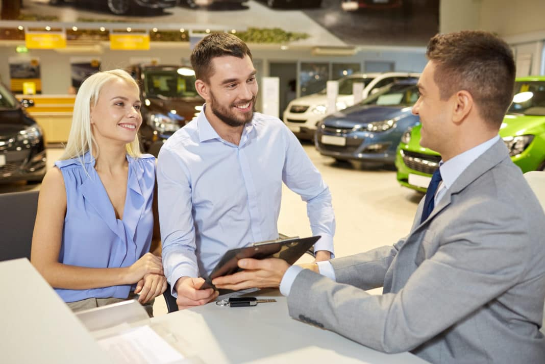 Negotiate Car Loan