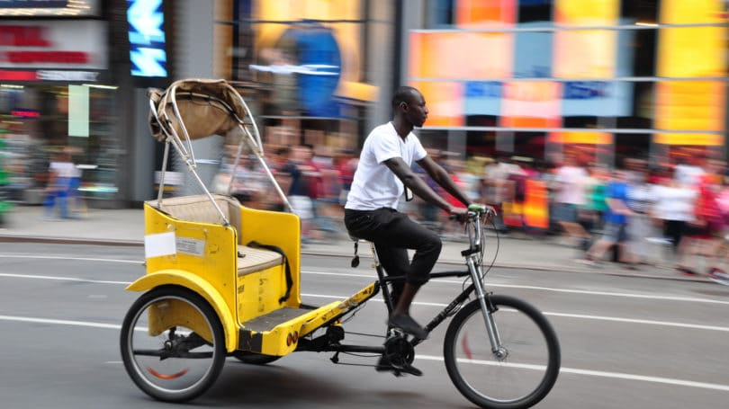 Pedicab Providers Types